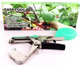 Садовый степлер (степлер для подвязки растений) Tapetool